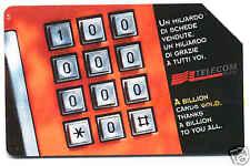 CARDEX 97 BRUXELLES  SCHEDA TELEFONICA TELECOM 679