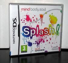 MIND BODY SOUL SPLASH GIOCO NUOVO PER NINTENDO DS e 3DS EDIZIONE ITALIANA PG159