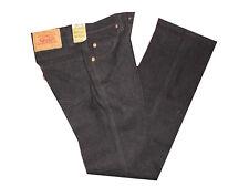 Jeans Levis 417 W26L30 Nero Bootcut Pantaloni Levi's Uomo zampa elefante nuovi