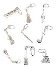 Música Estaño Llavero (violín, piano, cello, canto, flauta, tambor, guitarra eléctrica etc.)