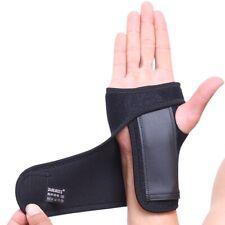 USA Splint Sprains Arthritis Band Belt Carpal Tunnel Hands Wrist Support Brace