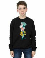 Disney niños Alice In Wonderland Classic Mad Hatter Camisa De Entrenamiento