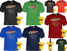 Regalo set 66: t-shirt al 66. cumpleaños + mini botellas camisa-PROMOClÓN de 1952
