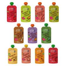 Ella's Kitchen Organic Baby Food-phase 1-de 4 mois 7 x 120 g