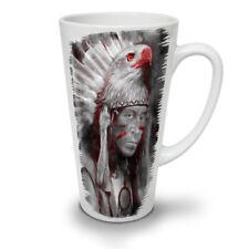 Native American Fantasy Nuovo White Tea Tazza Da Caffè Latte Macchiato 12 17 OZ | wellcoda