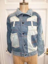 Desigual Filles Mickey Mouse Denim Bomber jacket 29e3217-neuf avec étiquettes