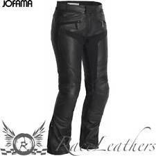 Jofama Tengil Impermeable para Hombre Cuero Textil Pantalones de Moto Normal