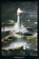 Poster Lighthouse by Steve Bloom
