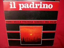 IL PADRINO e altri temi da Film OST LP Italy 1972 Rota Cipriani Morricone MINT-