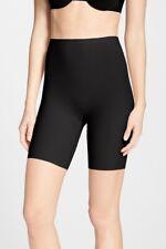 Yummie Tummie 'Virginia' Mid Waist Slimming Shorts Panties YT2-226 in Black