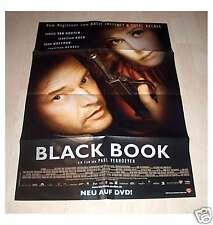 Filmposter A1 Neu Plakat Black Book - Paul Verhoeven
