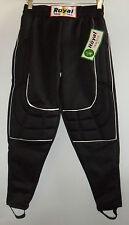 Pantalone imbottito portiere ROYAL King Line nero Italian Style Calcio Football