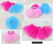Gonna Tutù Saggio Danza Bambina Girl Ballet Tutu Skirt DAS021