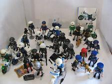 Playmobil Polizei Figuren + Sets zur Auswahl Einbrecher SWAT Hund Bike Quad