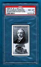 1934 R & J Hill Ltd. Inventors Sir Charles Parsons – PSA 8!