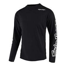 Troy Lee Designs 2018 Sprint MTB Bicycle Jersey - Black 32300321*