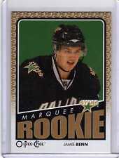 JAMIE BENN 09/10 OPC O-Pee-Chee Update #773 ROOKIE Dallas Stars Hockey Card