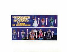 Cavalieri dello Zodiaco Personaggi 3D Preziosi Collection a Scelta
