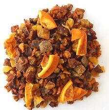 Früchtetee mit Ingwer-Mandarine-Geschmack - loser Tee in versch. Mengen