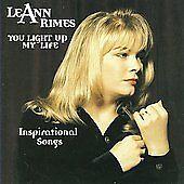 You Light Up My Life: Inspirational Songs Rimes, Leann Audio CD
