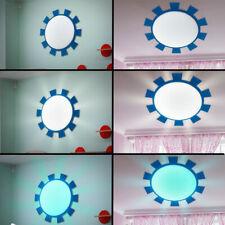 LED Plafond Lampe Murale RGB télécommande lumière Rond LA VIE ess chambre