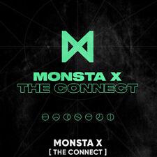MONSTA X [THE CONNECT : DEJAVU] Album CD+POSTER+Photobook+2p Card+Pre-Order Item