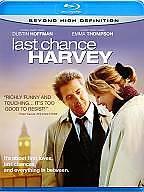 LAST CHANCE HARVEY Brand NEW Factory Sealed BLU RAY Dustin Hoffman Emma Thompson