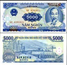 VIETNAM - 5000 dong 1991 FDS - UNC