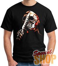 CAMISETA Chrome Skull-Laid to Rest 2-horror movies T-SHIRT CHICO/A/TIRANTES