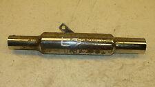 1971 Truimph Bonneville T120R 650 T-120 S251 left side exhaust muffler mid pipe