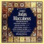 John Shirley-Quirk, Amor Artis C: Handel: Judas Maccabeus (Highlights) Import Au