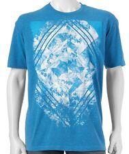 NWT Apt 9 Pacific Blue Graphic Tee Men's T-Shirt Sizes S, M, L, XL, XXL