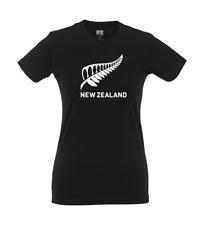 Camiseta Chica New Zealand