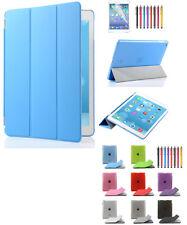 NUOVO Ultra Sottile Smart Magnetico Portafoglio Stand Case Cover per Apple iPad 3 1 Mini 2