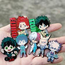 Boku No Hero Academia My Hero Academia Pins Character Enamel Metal Pin badge