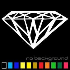Diamond Sticker Vinyl Decal Classy Shape Car Window illest Kdm Jdm Bling Colors