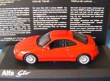 ALFA ROMEO GTV 3.2 V6 24V 2003 ROUGE NOREV 790051 1/43 ROSSO RED ITALIE ITALIA