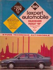 VOLKSWAGEN Passat diesel et essence - Revue technique L'Expert Automobile