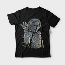 Albert Einstein Sal BAE Camiseta Gracioso Geek Ciencia Internet Meme