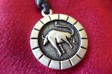 New Astrology Zodiac horoscope star sign necklace...Taurus