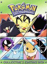Pokemon: Path to the Johto League Champi DVD
