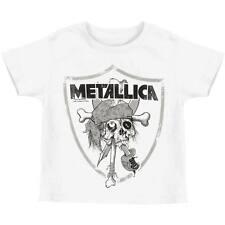 METALLICA T-Shirt Kids Pirate baby OFFICIAL MERCHANDISE