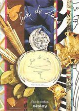 PUBLICITE  2008 SISLEY Eau de Parfum Soir de Lune                       18.02.12