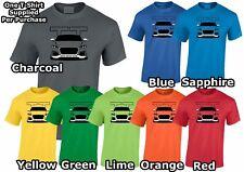 AUDI inspirado TT MK3 para Hombre Regalo Para Papá Camiseta, tío, hermano Etc