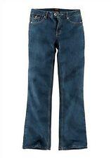 H.I.S Jeans Sunny Gr.36 NEU Damen Stretch Denim Hose Deep Blue L35 HIS Bootcut