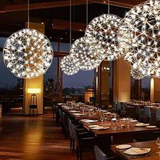 Bar Lamp Kitchen LED Pendant Light Large Chandelier Lighting Room Ceiling Lights