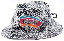San Antonio Spurs 47 Brand HWC NBA Basketball Logo Emmer Bucket Style Cap Hat