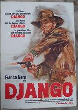 Film Poster - Django Franco Nero Constantin