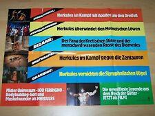 HERKULES - EA-Plakat A1 (Motiv C) ´83 - LOU FERRIGNO