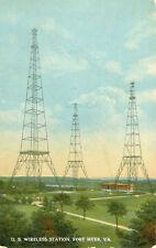 Fort Myer,VA. The U.S. Naval Wireless Station